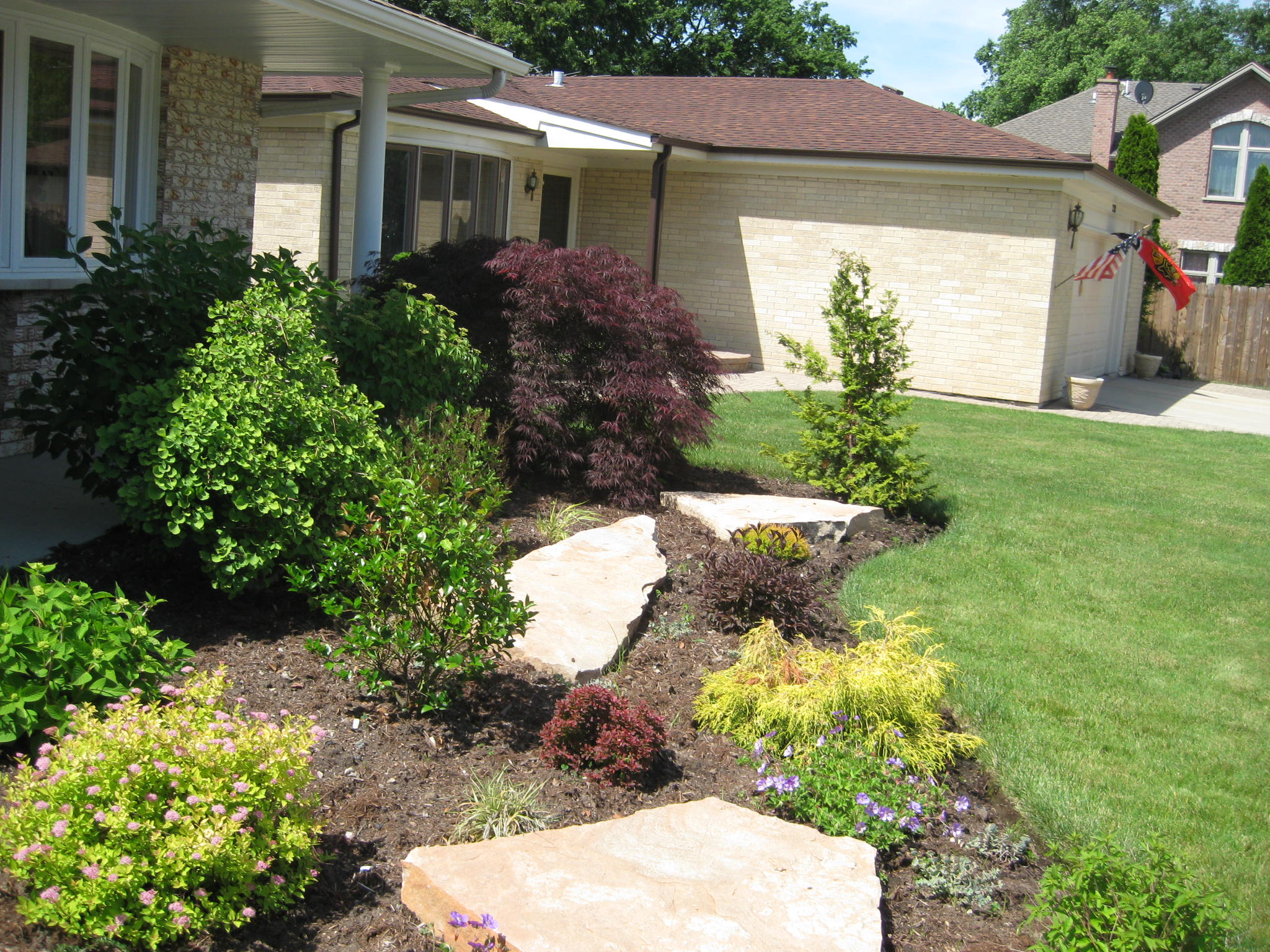 Southwestern Landscaping in Des Plaines