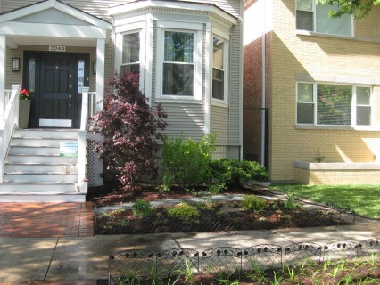 front landscaping chicago